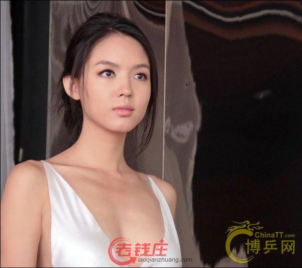 中国最美女孩张梓琳