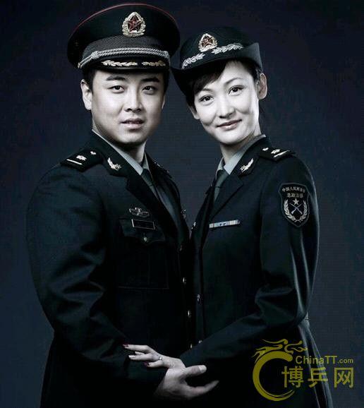 王皓迎娶总政歌舞团舞蹈演员闫博雅