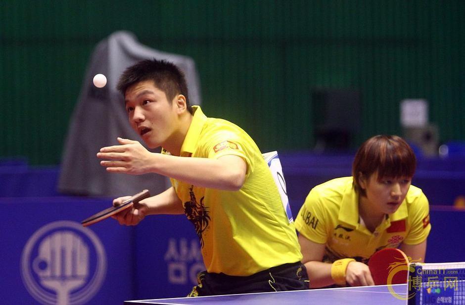 亚锦赛中国两对儿混双都输了