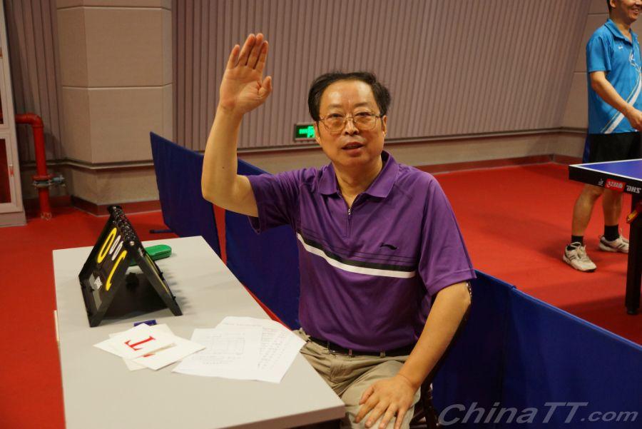 扬州的围棋乒乓球影响在四十一届a围棋乒乓球比草根棋魂活动图片