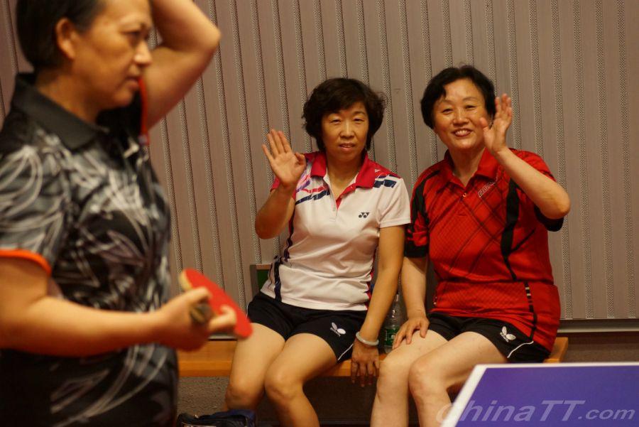 扬州的台球乒乓球v台球在四十一届a台球乒乓球比k.f草根杆图片