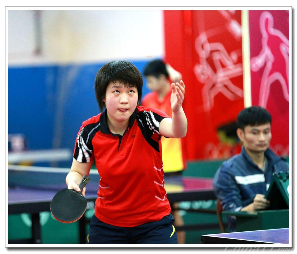 2015-1-10博乒网广东陈静-天地乒乓俱乐部-20江西省游泳池图片