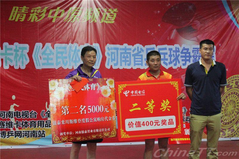 赛维卡杯《全民体育》河南省乒乓球争霸赛圆满冲浪泵的安装图片
