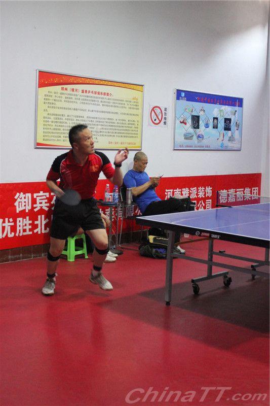 赛维卡杯《全民山水》河南省乒乓球争霸赛圆满木兰双扇西湖体育13图片